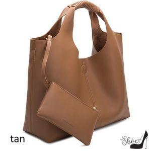 My Bag Lady Online Bags - Melie Bianco: Diana Set - Large Tote Shoulder Bag